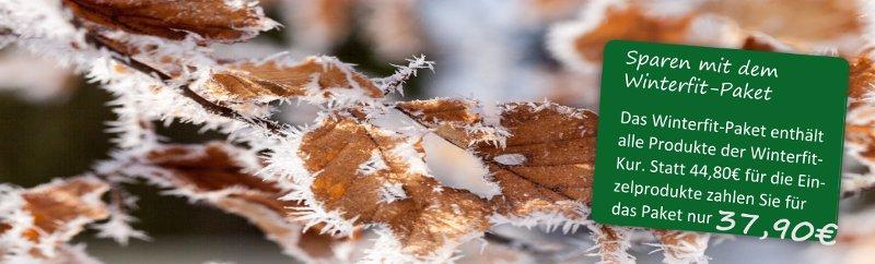 Winter-Fit Paket von AurumVitalis