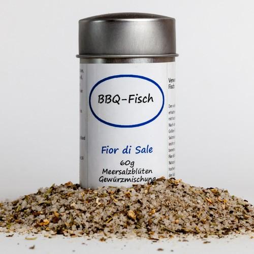 BBQ-Fisch