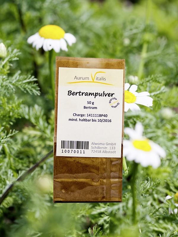 Bertram-Pulver 50g