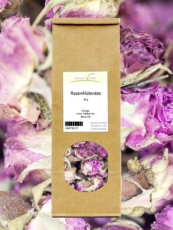 Rosenblütentee 50g