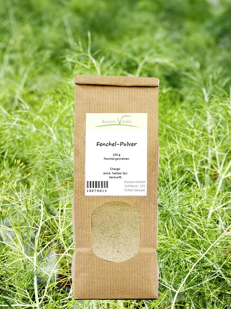 Fenchel-Pulver 100g