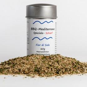 BBQ-Mediterrane Speciale scharf