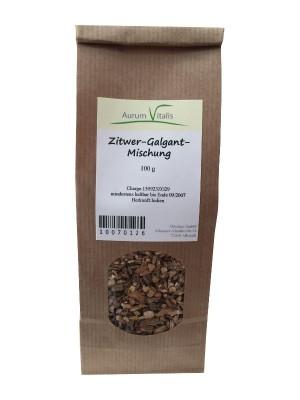 Zitwer-Galgant-Mischung 100g